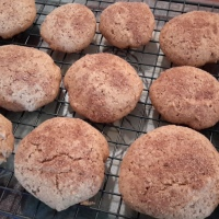 Chai Spice Snickerdoodles