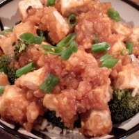 General Tso's Tofu Bowl