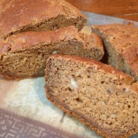 Apple-Walnut Breakfast Bread