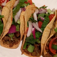 Quick & Easy Lentil Tacos