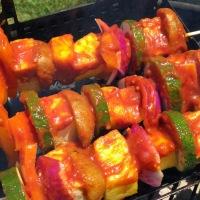 Del's BBQ Sauce (& Kebabs)